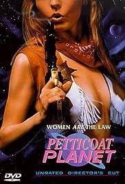 Petticoat Planet Poster