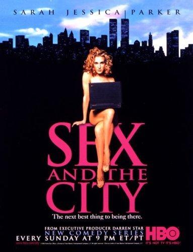 Seks W Wielkim Mieście / Sex And The City (1998-2004) PL.TVRip.S01-06.HDTV.XviD-NN / Lektor PL