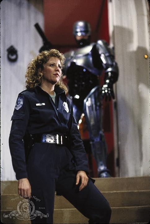Nancy Allen in RoboCop 3 (1993)