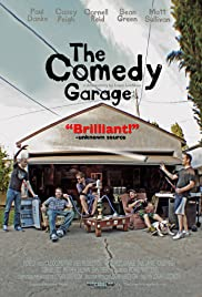 The Comedy Garage Poster