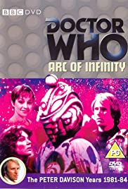 Arc of Infinity: Part Two Poster