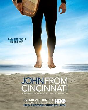 Poster John from Cincinnati