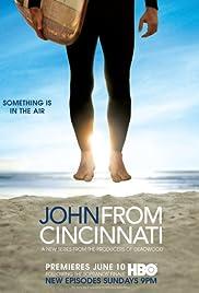 John from Cincinnati Poster - TV Show Forum, Cast, Reviews
