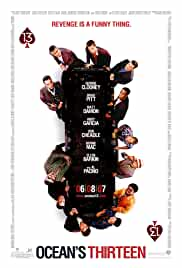 Ocean's Thirteen 2007 BluRay 720p 800MB Dual Audio [English – Hindi 5.1] MKV