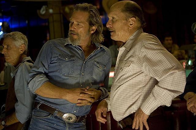 Jeff Bridges and Robert Duvall in Crazy Heart (2009)