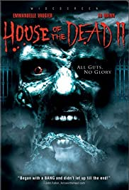 House of the Dead 2 Poster