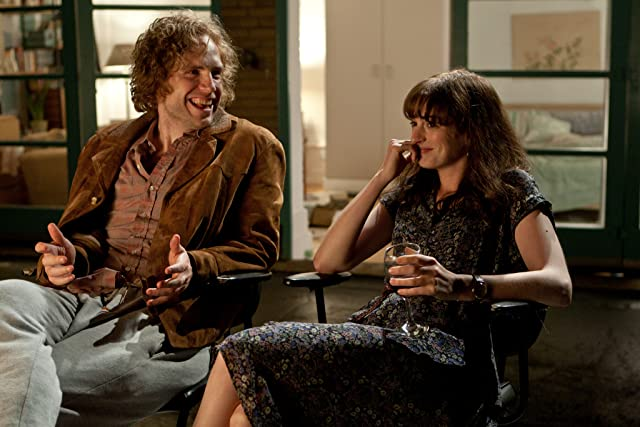Anne Hathaway and Rafe Spall in One Day (2011)