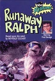 Runaway Ralph Poster