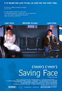 Poster Saving Face - Liebe und was noch?