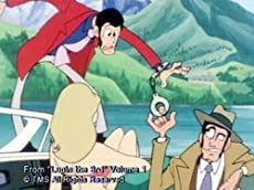 Lupin the 3rd: Volume 1 [Rupan sansei: Part II]
