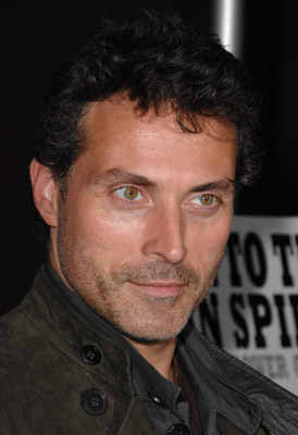 Rufus Sewell at an event for Anvil: The Story of Anvil (2008)