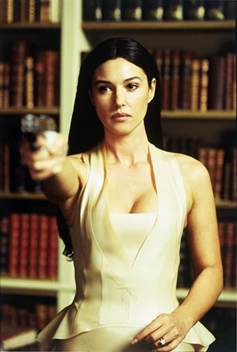 Monica Bellucci in The Matrix Reloaded (2003)