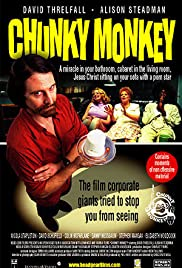 Chunky Monkey Poster