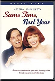 Same Time, Next Year Poster