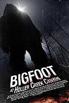 Image of Bigfoot at Holler Creek Canyon