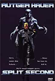 Split second (1992) Movie Poster