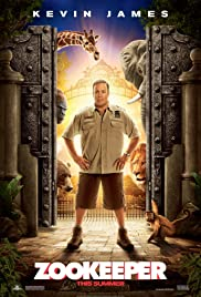 Zookeeper (2011) Poster - Movie Forum, Cast, Reviews