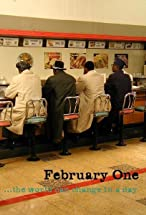 Primary image for February One: The Story of the Greensboro Four