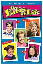 The Facts of Life Poster - TV Show Forum, Cast, Reviews
