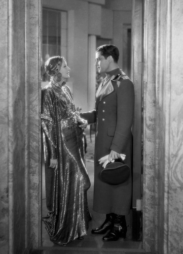 Greta Garbo, Ramon Novarro in