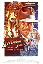 Indiana Jones and the Temple of Doom (1984) Poster