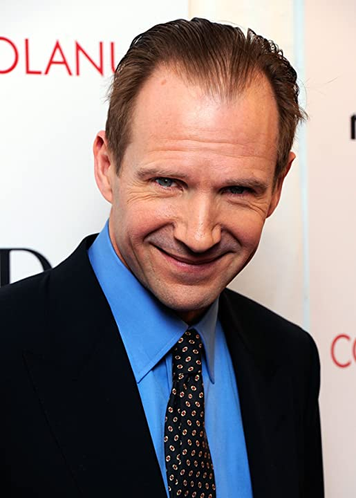 Ralph Fiennes at an event for Coriolanus (2011)