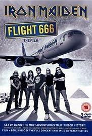 Iron Maiden: Flight 666 Poster