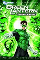 Image of Green Lantern: Emerald Knights