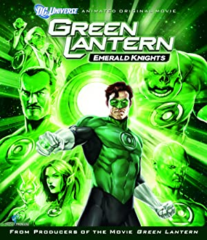 Green Lantern: Emerald Knights (2011) Download on Vidmate