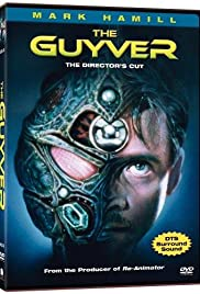 The Guyver (1991) Poster - Movie Forum, Cast, Reviews