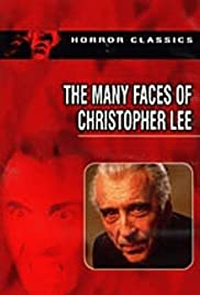 The Many Faces of Christopher Lee Poster