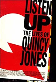 Listen Up: The Lives of Quincy Jones Poster