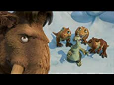 Ice Age: Dawn of the Dinosaurs -- Trailer #2