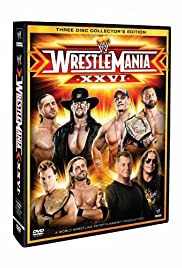 WrestleMania XXVI (2010) Poster - TV Show Forum, Cast, Reviews