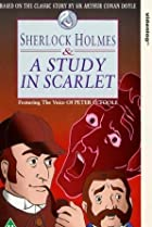 Image of Sherlock Holmes and a Study in Scarlet