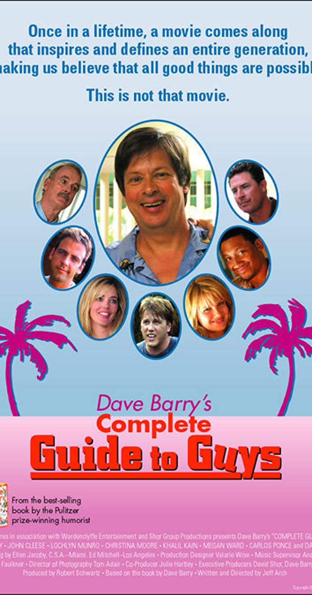 dave barry essays Dave barry returns to our etiquette segment, bearing a new book about  i just  write, you know, a series of essays and i think, yeah, these are.
