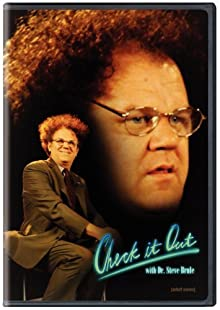 Poster Check It Out! with Dr. Steve Brule