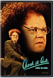 Check It Out! with Dr. Steve Brule Poster - TV Show Forum, Cast, Reviews