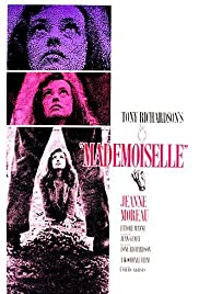 Mademoiselle (1966) Poster - Movie Forum, Cast, Reviews
