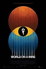 Welt am Draht Poster