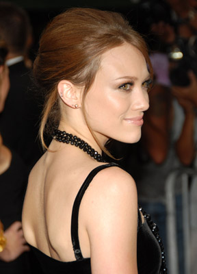 Hilary Duff at an event for Material Girls (2006)