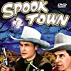James Newill and Dave O'Brien in Spook Town (1944)
