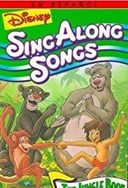Disney Sing-Along-Songs: The Bare Necessities Poster