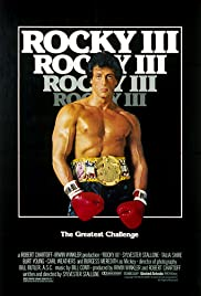 Rocky III (1982) Poster - Movie Forum, Cast, Reviews