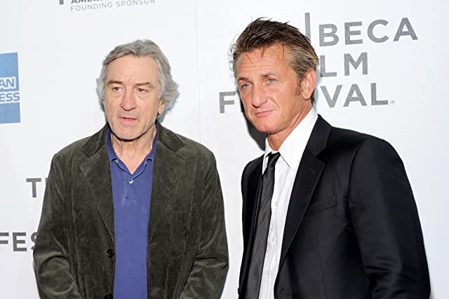 Robert De Niro and Sean Penn