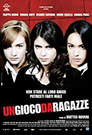 Un gioco da ragazze (2008) Poster - Movie Forum, Cast, Reviews