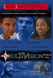 Cultivision (Collapsing Stars) Poster