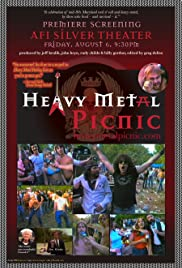 Heavy Metal Picnic Poster