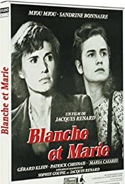 Blanche et Marie Poster