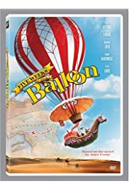 Watch Movie Five Weeks in a Balloon (1962)